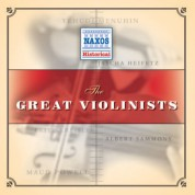 Great Violinists - CD