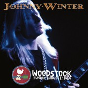 Johnny Winter: Woodstock Experience - Plak