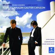 Paul Meyer, Aki Sauliere, Beatrice Muthelet, Renaud Capuçon, Gautier Capuçon, Gustav Mahler Jugendorchester, Myung-Whun Chung: Brahms: Double Concerto, Clarinet Quintet - CD