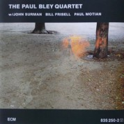 Paul Bley Quartet: The Paul Bley Quartet - CD