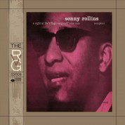 Sonny Rollins: A Night At The Village Vanguard - CD