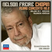 Gürzenich-Orchester Köln, Lionel Bringuier, Nelson Freire: Chopin: Piano Concerto No. 2 - CD