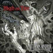 High On Fire: De Vermis Mysteriis - CD