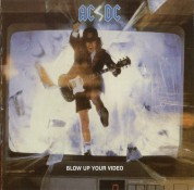 AC/DC: Blow Up Your Video - CD