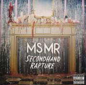 MS MR: Secondhand Rapture - CD