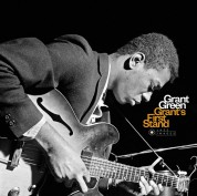 Grant Green: Grant's First Stand + 2 Bonus Tracks! (Images By Iconic Photographer Francis Wolff) - Plak