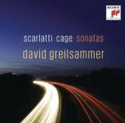 David Greilsammer: Scarlatti, Cage: Sonatas - CD