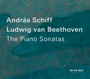András Schiff: The Piano Sonatas - Complete - CD