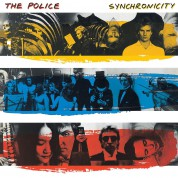 Police: Synchronicity - Plak