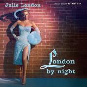 Julie London: London By Night. Limited Edition In Solid Orange Virgin Vinyl. - Plak