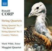 Maggini Quartet: Corp: String Quartets - CD