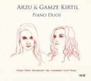 Arzu Kırtıl, Gamze Kırtıl: Piano Duos - CD
