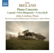 Royal Liverpool Philharmonic Orchestra: Ireland: Piano Concerto - CD