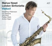 Marius Neset, London Sinfonietta: Viaduct - CD