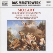Mozart: European Symphonies (Symphonies Nos. 31, 36, and 38) - CD