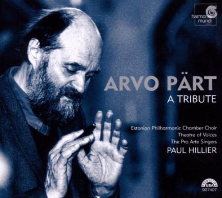 Paul Hillier: Pärt: A Tribute - CD