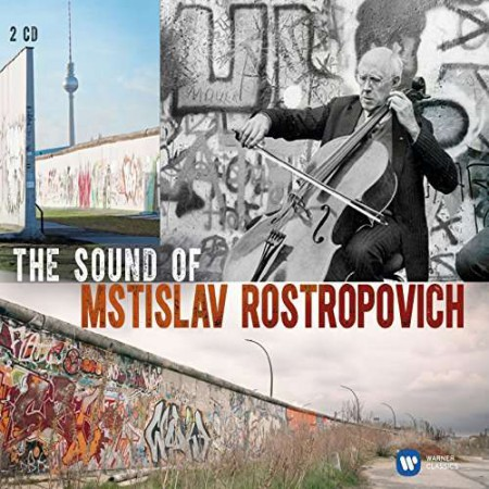 Mstislav Rostropovich: The Sound of Mstislav Rostropovich - CD