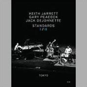 Gary Peacock, Jack DeJohnette, Keith Jarrett: Standards I-II(Tokyo 1985 and 1986) - DVD