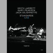 Gary Peacock, Jack DeJohnette, Keith Jarrett: Standards I-II(Tokyo 1985 and 1986) - DVD