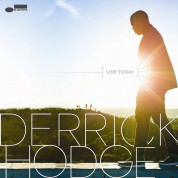Derrick Hodge: Live Today - CD