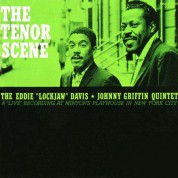Eddie 'Lockjaw' Davis, Johnny Griffin: The Tenor Scene (200 g.) - Plak