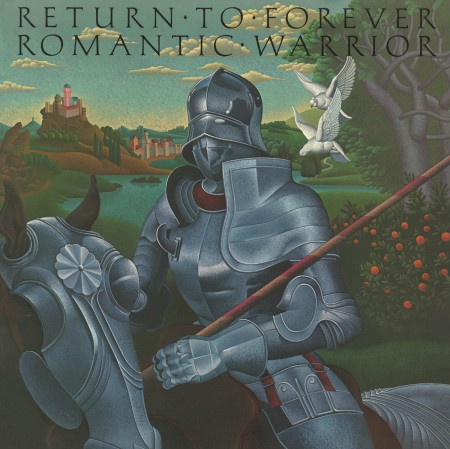 Return To Forever: Romantic Warrior - Plak