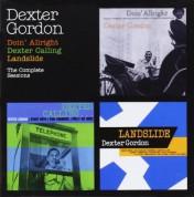 Dexter Gordon: Doin' Allright + Dexter Calling + Landslide - CD