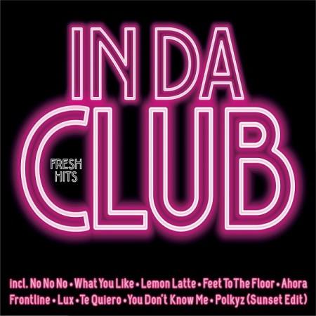 Çeşitli Sanatçılar: Fresh Hits In Da Club - CD