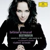 Hélène Grimaud, Staatskapelle Dresden, Vladimir Jurowski: Beethoven: Piano Conc. No. 5 - CD