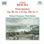Reicha: Wind Quintets, Op. 88, No. 2 and Op. 100, No. 5 - CD