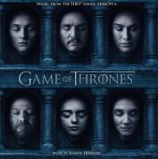 Ramin Djawadi: Game Of Thrones Season 6 (Soundtrack) - Plak
