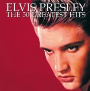 Elvis Presley: 50 Greatest Hits - Plak