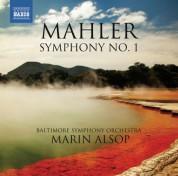 Marin Alsop: Mahler: Symphony No. 1 - CD