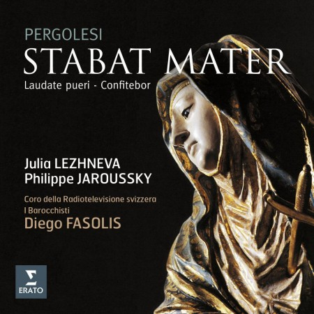 Philippe Jaroussky, Julia Lezhneva, Coro della Radiotelevisione della Svizzera Italiana, I Barocchisti, Diego Fasolis: Pergolesi: Stabat Mater - CD