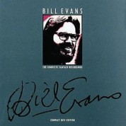 Bill Evans: The Complete Fantasy Recordings - CD