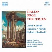 Italian Oboe Concertos, Vol. 1 - CD