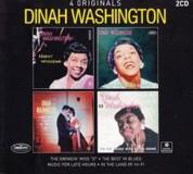 Dinah Washington: 4 Originals - CD