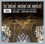Les Musiciens du Louvre, Marc Minkowski: Charpentier: Te Deum - CD