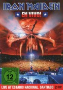Iron Maiden: En Vivo! Live in Santiago (2 DVD Limited Steelbook Edition) - DVD