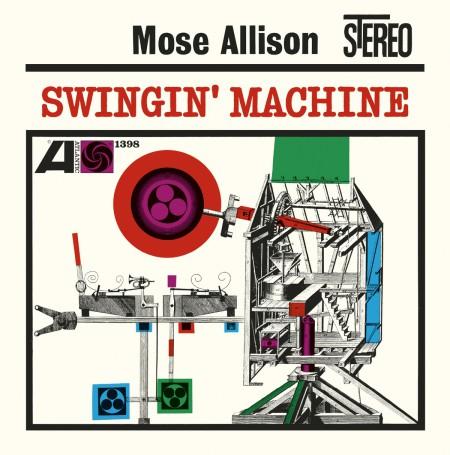 Mose Allison: Swingin Machine - CD