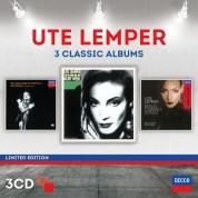 Ute Lemper, Jeff Cohen, John Mauceri, Matrix Ensemble, RIAS Sinfonietta Berlin, Robert Ziegler: Ute Lemper - 3 Classic Albums - CD