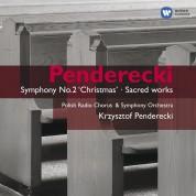 Krzysztof Penderecki, RSO Krakau & Chor, Polish Radio Symphony Orchestra: Penderecki: Symphony No.2, Sacred Works - CD