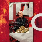 Lee Konitz: Standart Live - At the Village Vanguard - CD