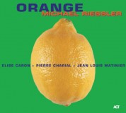 Michael Riessler: Orange - CD