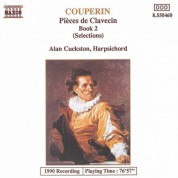 Alan Cuckston: COUPERIN, F.: Suites for Harpsichord Nos. 6, 8 and 11 - CD