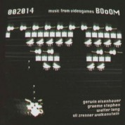 BOoOM: Music from Videogames - CD