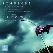 Artemis Quartet: Schubert: String Quartets - CD
