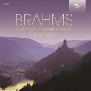 Çeşitli Sanatçılar: Brahms: Complete Chamber Music - CD