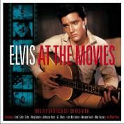 Elvis Presley: Elvis At The Movies (Red Vinyl) - Plak