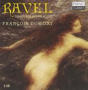 François Dumont: RAVEL Dumont - CD